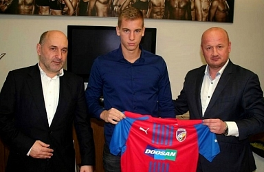 Jan Beránek moves to Plzeň from Ostrava on three-and-a- half year contract