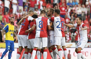Record Breakers: Slavia Prague now unbeaten in thirty-four games unbeaten